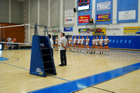 Women's Volleyball Game 2011